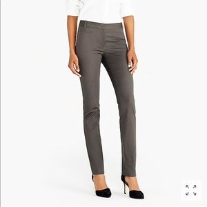 J Crew light khaki Lexie dress pant